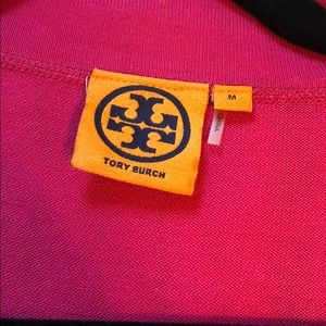 Tory Burch Sweaters - Tory Burch Pink Simone Cardigan